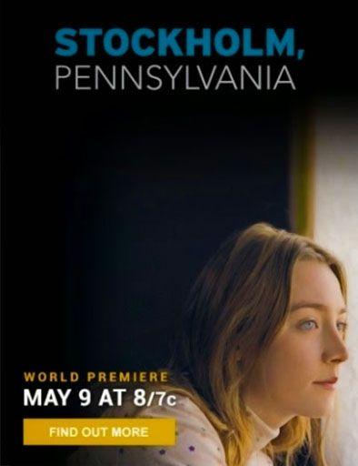 Poster de Stockholm, Pennsylvania