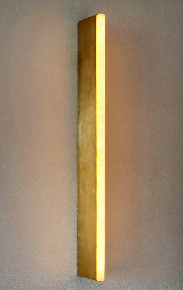 Tube Wall Light by Michael Anastassiades