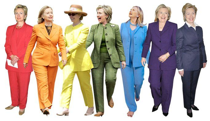 Hillary Clinton Style And Fashion (2)