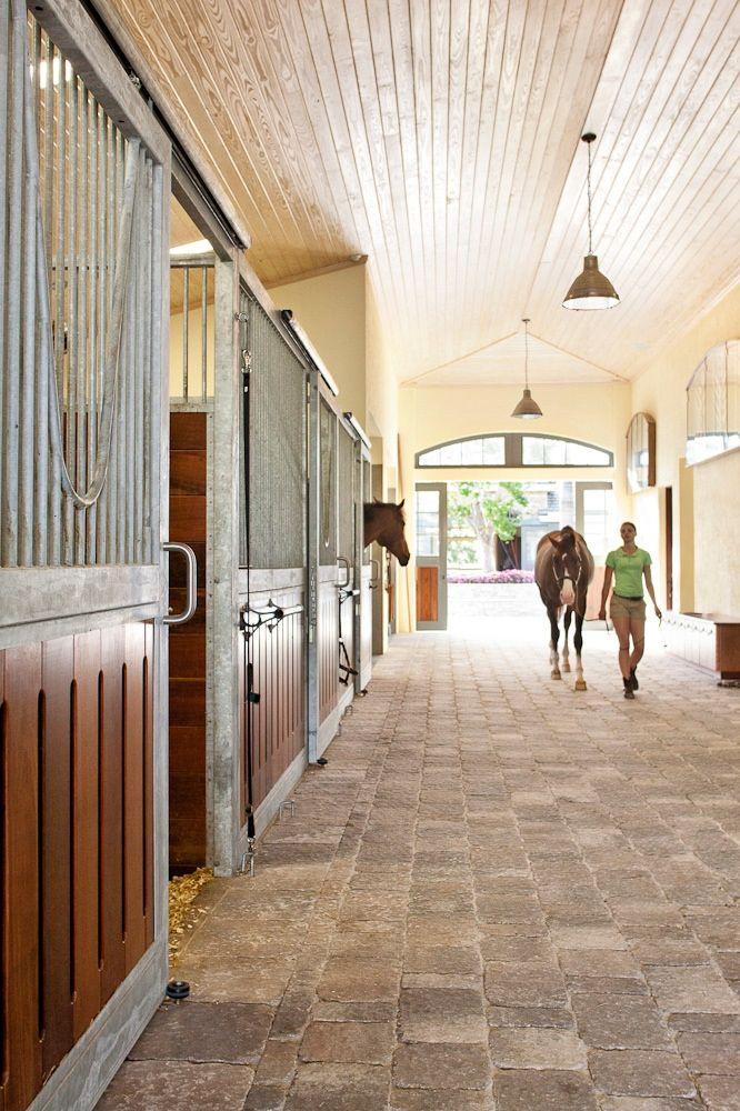 17 Best Ideas About Luxury Horse Barns On Pinterest