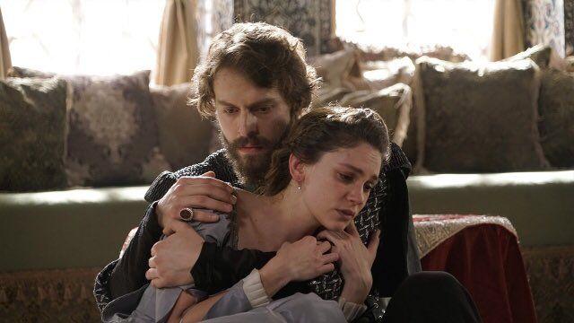 Sultan Murad & Princess Farya Bethlen - Magnificent Century: Kösem - Season 1