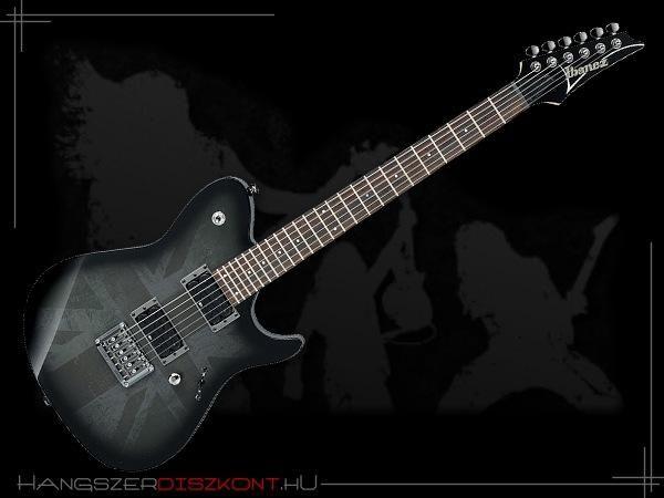 ibanez ben bruce signature guitar ibanez ben bruce. Black Bedroom Furniture Sets. Home Design Ideas