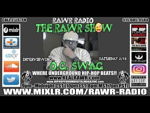 You know you want to watch this 👉 Big B - O.G. Swag (The Big B Show)   Interview 2.18.17 https://youtube.com/watch?v=8fV6ubRyCTI