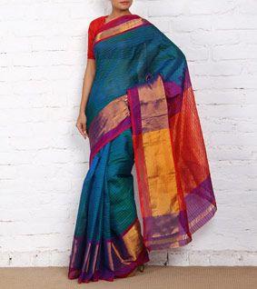 Pattur handloom saree