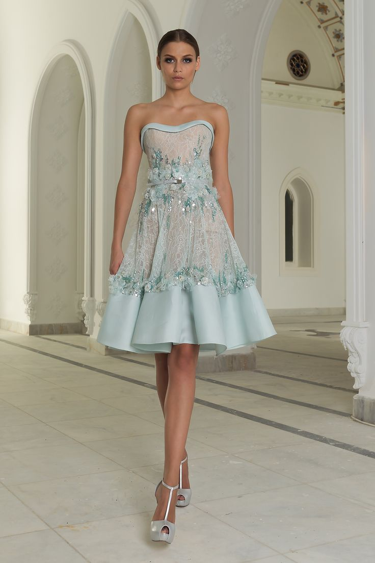 Abed Mahfouz | Fall-Winter 2014-2015 Haute Couture Collection