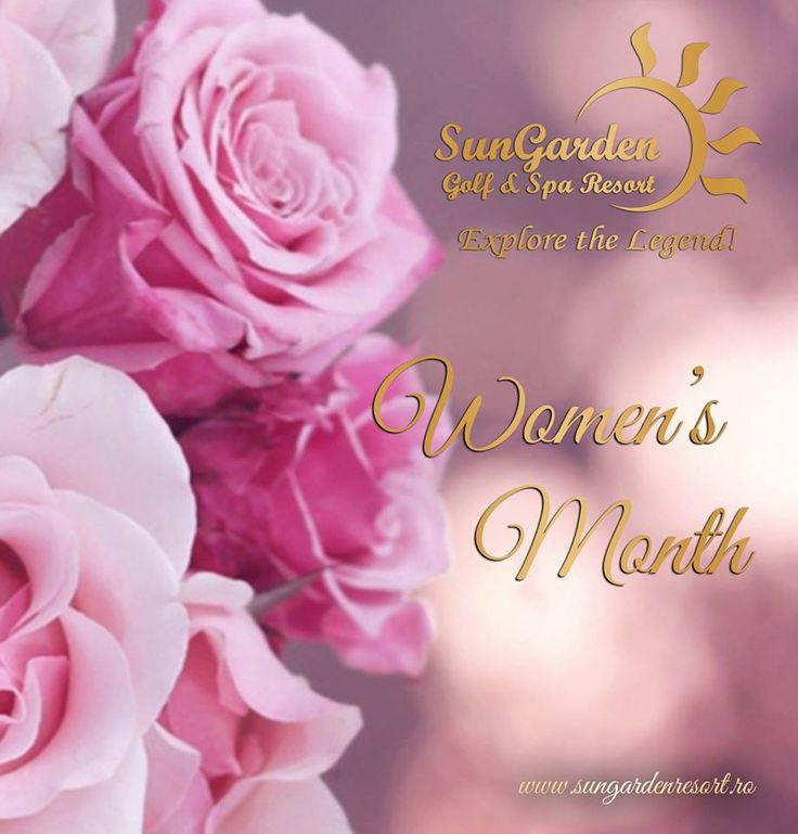 In March we are celebrating the Elegance of Womanhood with Great Offers! Details: http://sungardenresort.ro/news-archive/176-8-martie-women-s-day