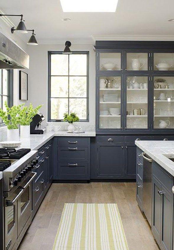6 trucs pour faire paraître une cuisine plus grande