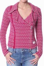 Odd Molly - 512A - lovely knit biker jacket