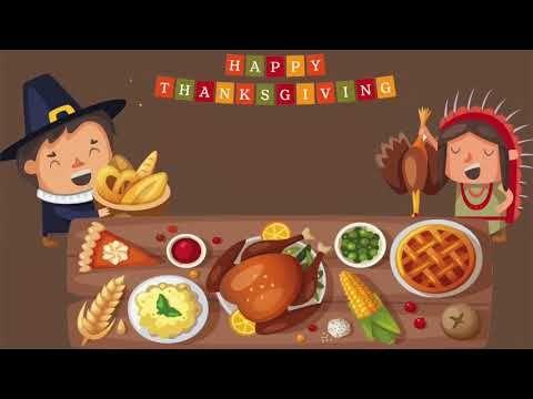 Sabes Cuál Es La Historia De Thanksgiving Youtube Happy Thanksgiving Bowser Mario Characters