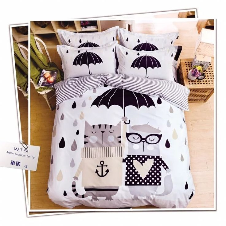 Cheap Bedding Sets, Buy Directly from China Suppliers:Blackcats bedding sets 100% cotton kids bed linen with duvet cover+fitted sheet+pillow case kids cartoon bedding