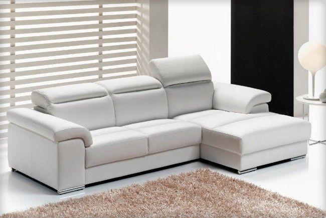 Urban divano letto angolare con penisola destra o for Divano angolare divani e divani