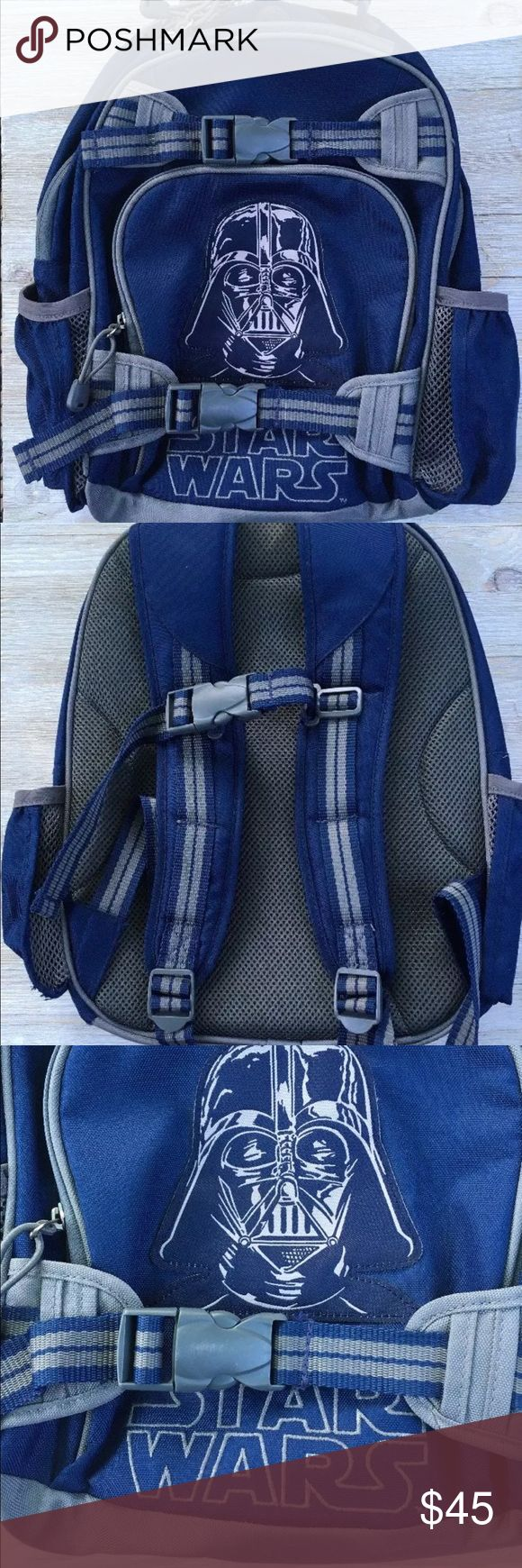 I just added this listing on Poshmark: Pottery Barn Star Wars Darth Vader backpack navy. #shopmycloset #poshmark #fashion #shopping #style #forsale #Pottery Barn Star Wars #Other