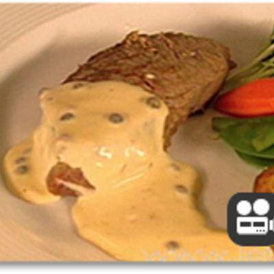 Peper-room saus (steak en frietjes) | Lacroix