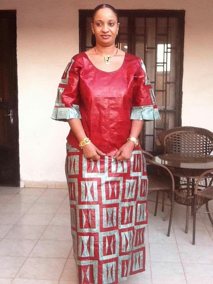 Mali fashion bazin brodé … | Mode africaine robe, Mode ...