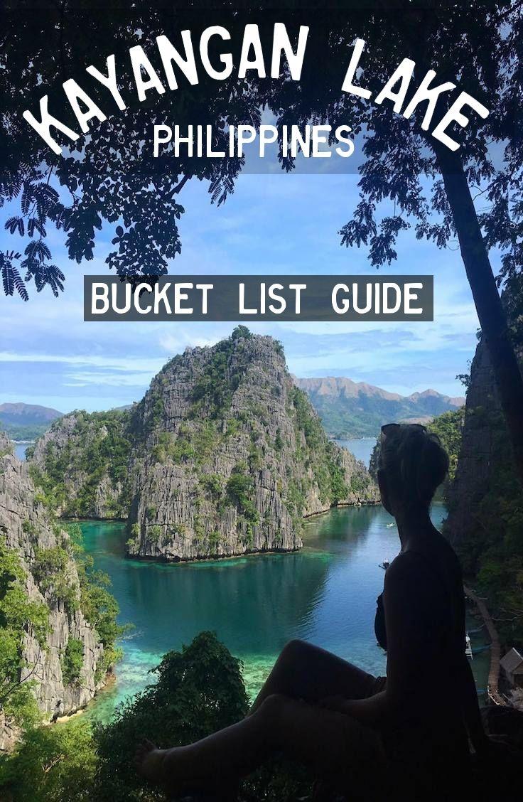 Complete guide to Kayangan Lake, Coron – Philippines