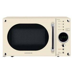 Daewoo Microwave Bisque / Almond