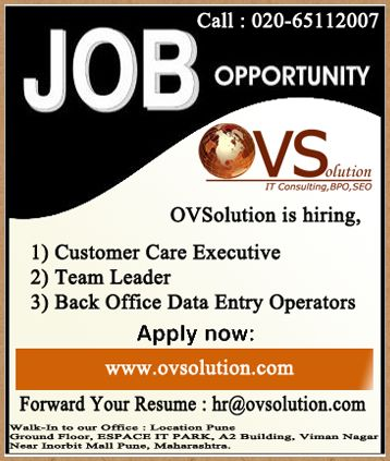 Job opportunity in India for #BPO process. For more click here http://imgur.com/BEwH0NI