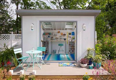 modern, letisztult, praktikus, és a kék árnyalatoknak köszönhetően igazán hűsítő hangulat a forró nyár közepén! :)