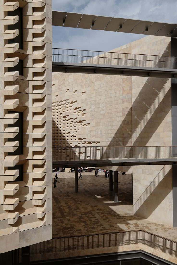 17 best images about renzo piano on pinterest workshop for Renzo piano malta