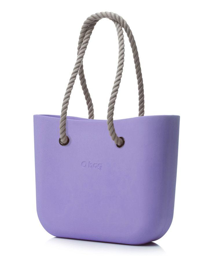 Waterproof Natural Rope Handle O Bag (77) - for the beach!