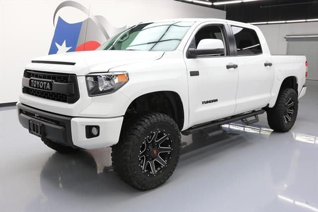 Nice Awesome 2017 Toyota Tundra 2017 TOYOTA TUNDRA TRD PRO CREW MAX 4X4 LIFTED 35'S 2K #611330 Texas Direct Auto 2017 2018 #PreOwnedLuxuryCars