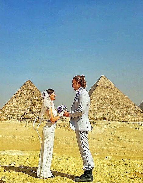Viajar para Casar