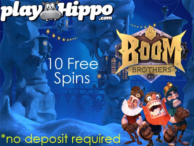 Boom Brothers Slot Machine Game is a Video slot game from Net Entertainment.
