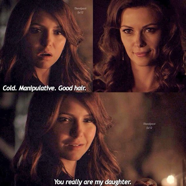 Pin by Saoirse Carter on The vampire diaries ️ | Vampire ...
