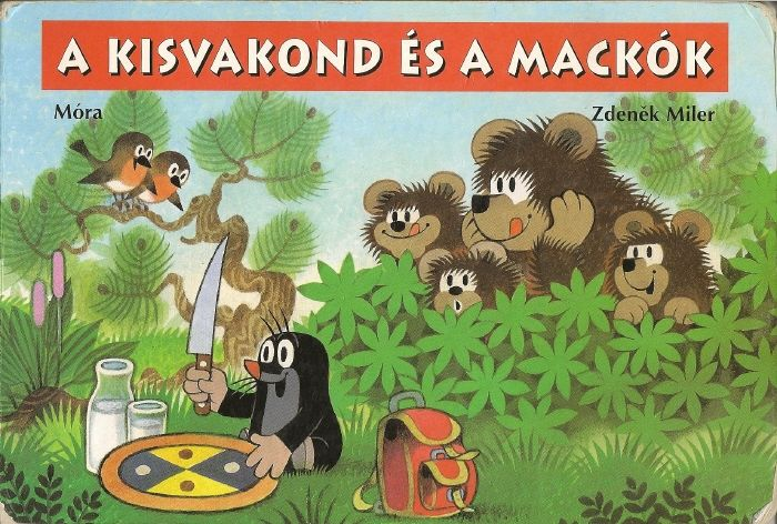 A KISVAKOND ES A MACKOK - Kinga B. - Picasa Webalbumok