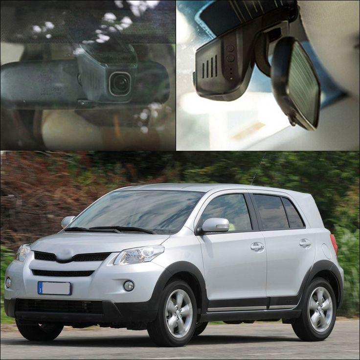 For toyota Urban Cruiser Car front wifi DVR Novatek 96655 Dash Cam Driving Video Recorder hidden installation car black box