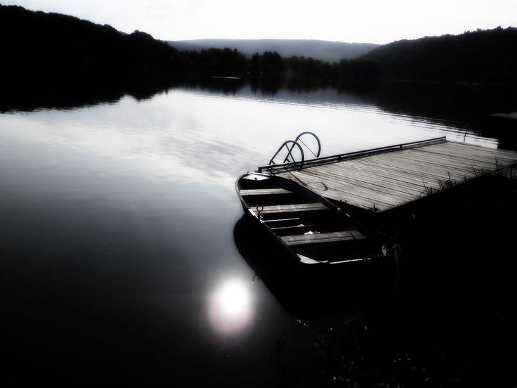 Lake, Orfű, Pécs