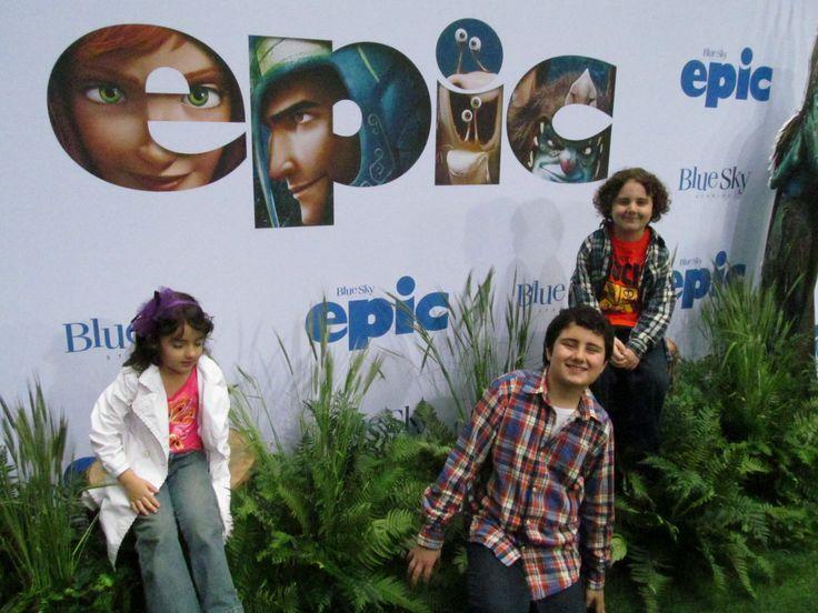 Epic en DVD, copia digital y Blu-Ray {reseña y sorteo}