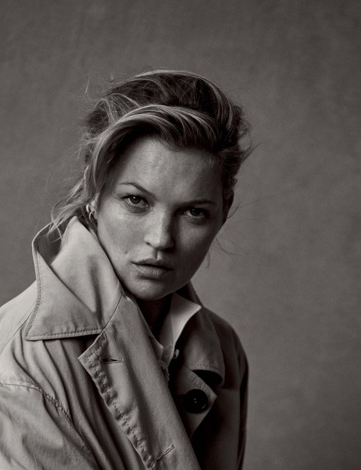 """""""Natural Beauty""""  Kate Moss by Peter Lindbergh for Vogue Germany May 2017.  Stylist: Christiane Arp  Hair: Odile Gilbert  Makeup: Stéphane Marais   Nails: Lorraine Griffin"""