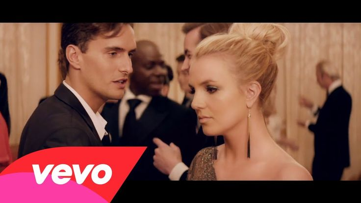 Britney Spears - Criminal 50 shades of grey...except she's talking to her friend Kate instead of her mom.