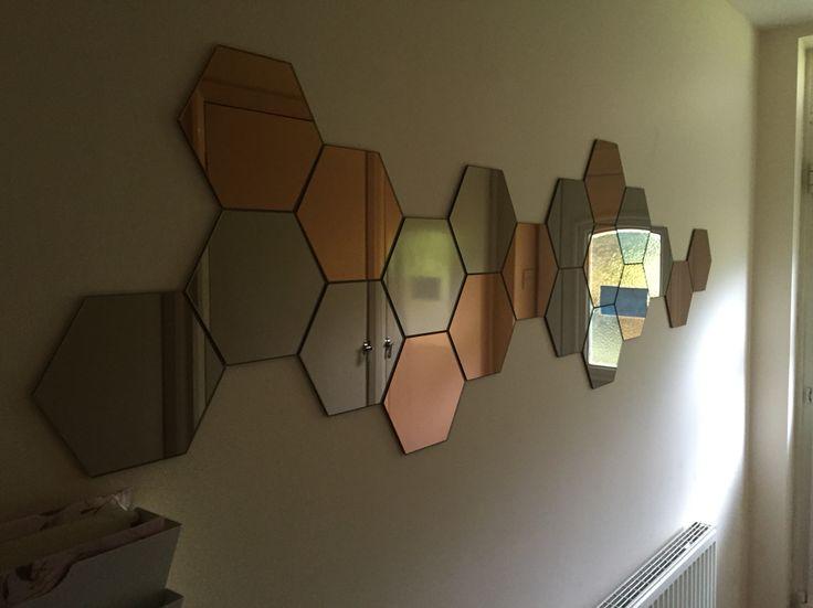 23 mejores im genes de lamps accessories en pinterest for Espejo hexagonal ikea