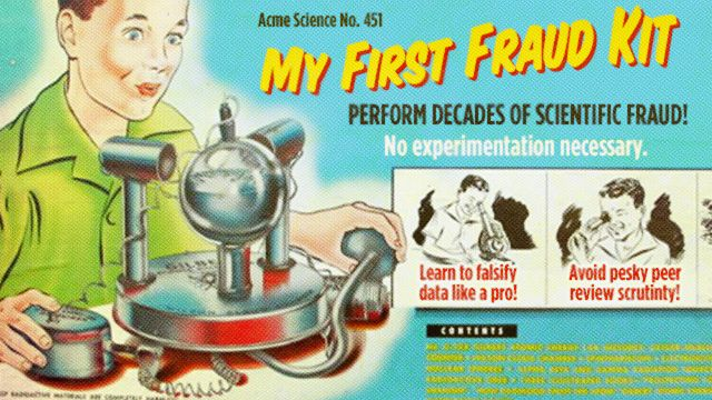 Epic fraud: How to succeed in science (without doing any) | Ars Technica