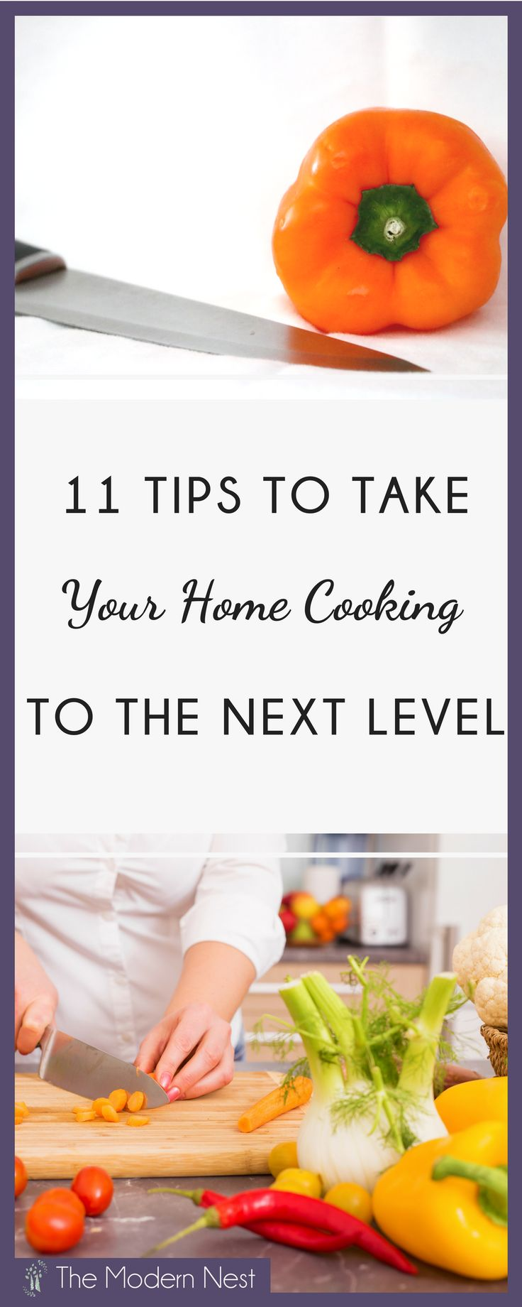 Are you looking for ways to improve your home cooking? If you are trying to cook more often but your meals never turn out as good as you hope then check out these tips to improve your skills and take your home cooking to the next level!