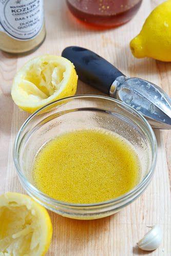 recipe: best lemon vinaigrette dressing [27]