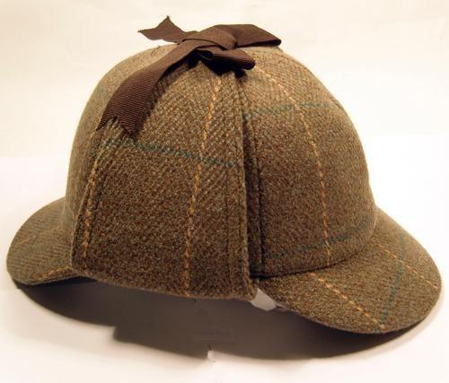 Sherlock's Cap!