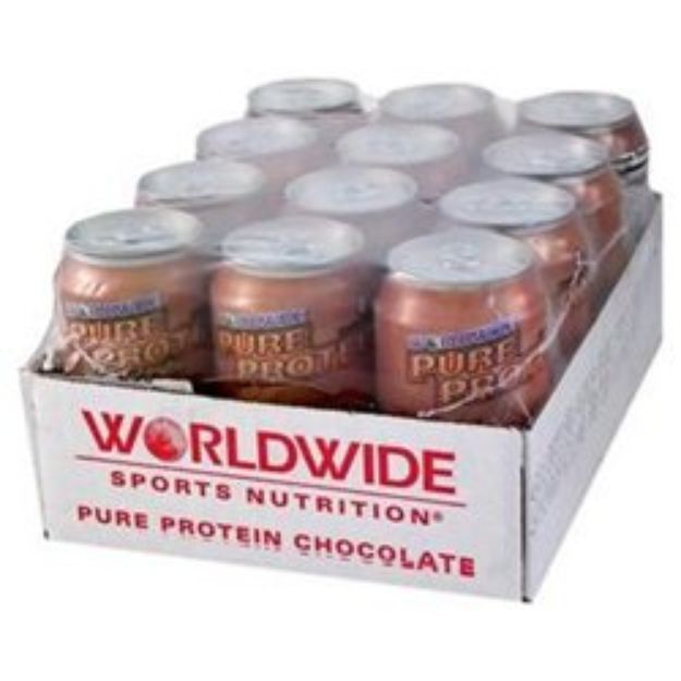 I'm learning all about Worldwide Sports Nutrition Ultra Pure Protein Shake Frosty Chocolate at @Influenster!