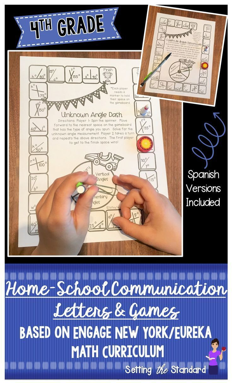 146 Best 4th Grade Math Images On Pinterest