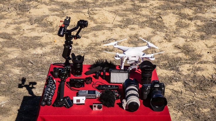 Our Top Camera Gear for Travel Videos & Photography