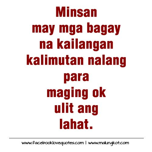 Love Quotes For Special Someone Tagalog: 25+ Best Tagalog Quotes On Pinterest