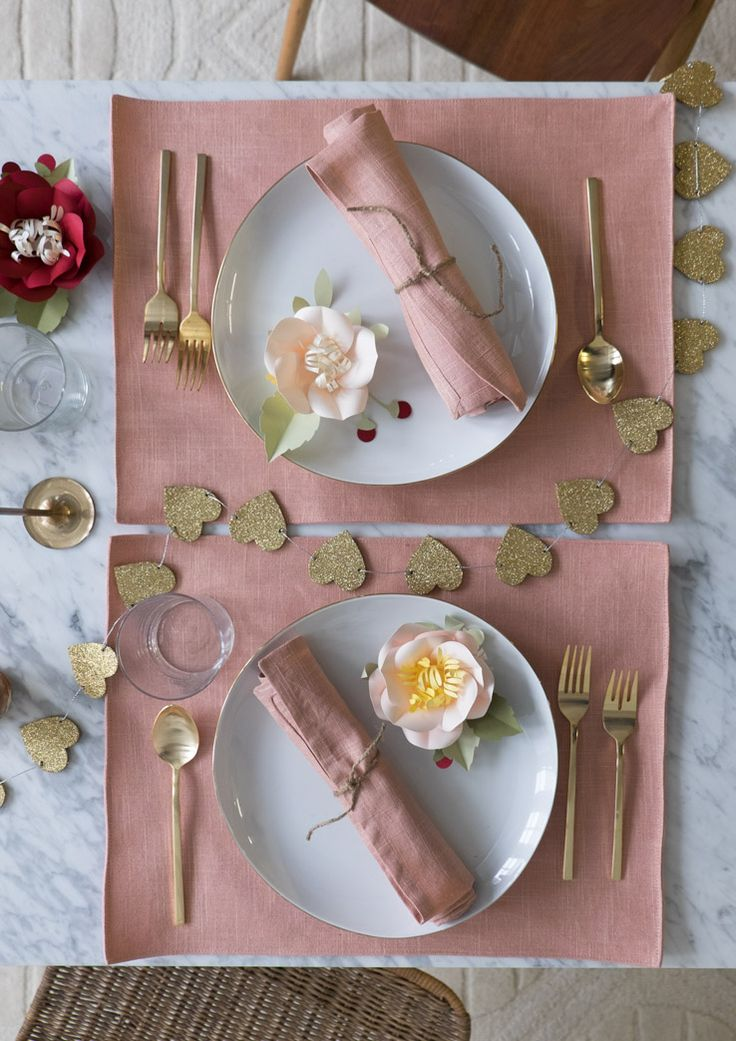 A little love will do ya...  Have a romantic dinner at home this Valentine's Day!