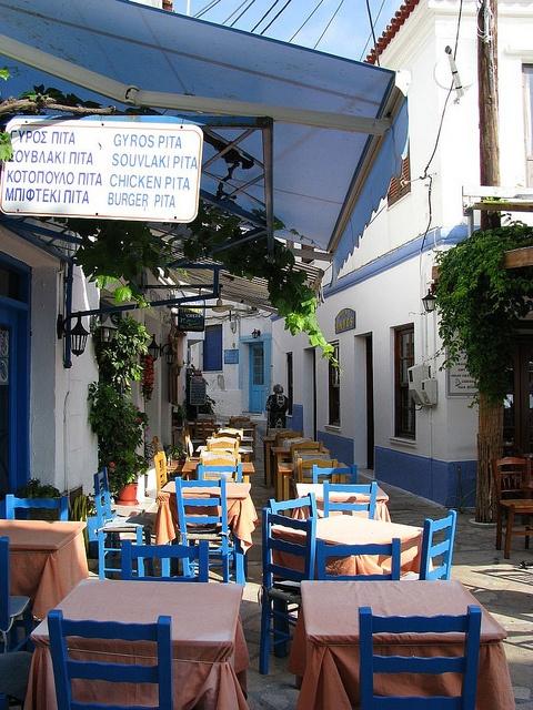 Samos, Kokkari, Greece - Κοκκάρι  Σάμος by fotogake, via Flickr