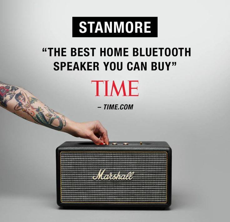 Time Magazine....the Stanmore review speaks for itself. #timemagazine #marshallheadphones #marshallspeakers #marshallstanmore #bluetooth #planetofsound #weliveformusic #madeinmelbourne #allthewayto11 #50yearsofloud