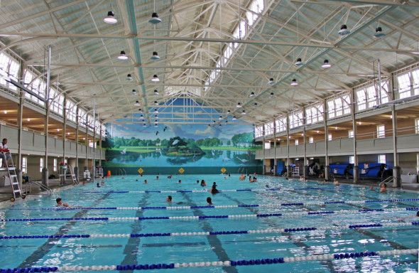 Take The Richmond Plunge With Images Indoor Swimming Pools