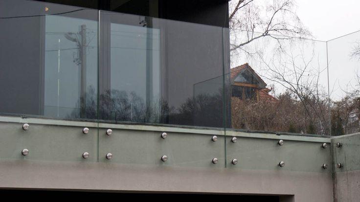 szklane balustrady balkonowe - Szukaj w Google