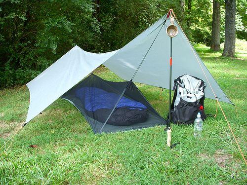 The Tarp Bivy Combo: Your Sub 1lb Shelter