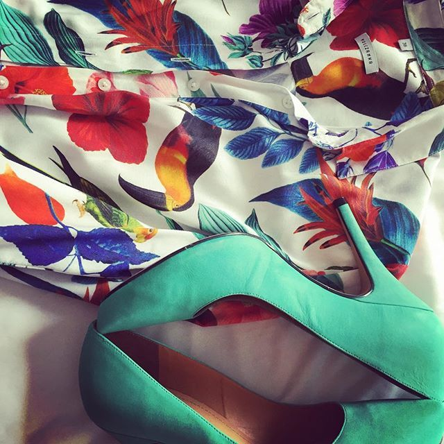 #Wolczanka #kazar #shoes #summer #polishbrand #fashion #harpersbazaar #wólczanka